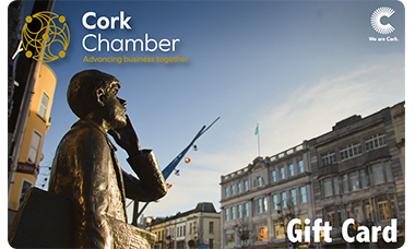 Cork Chamber One4All Gift Cards Welcome at Bookhotels.ie